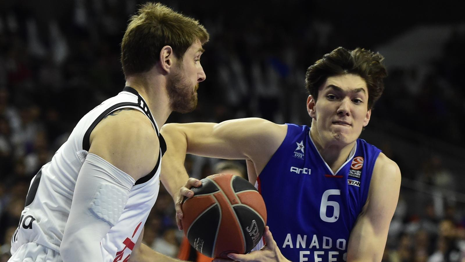 Report: Cedi Osman to visit Cavs, will take NBA out