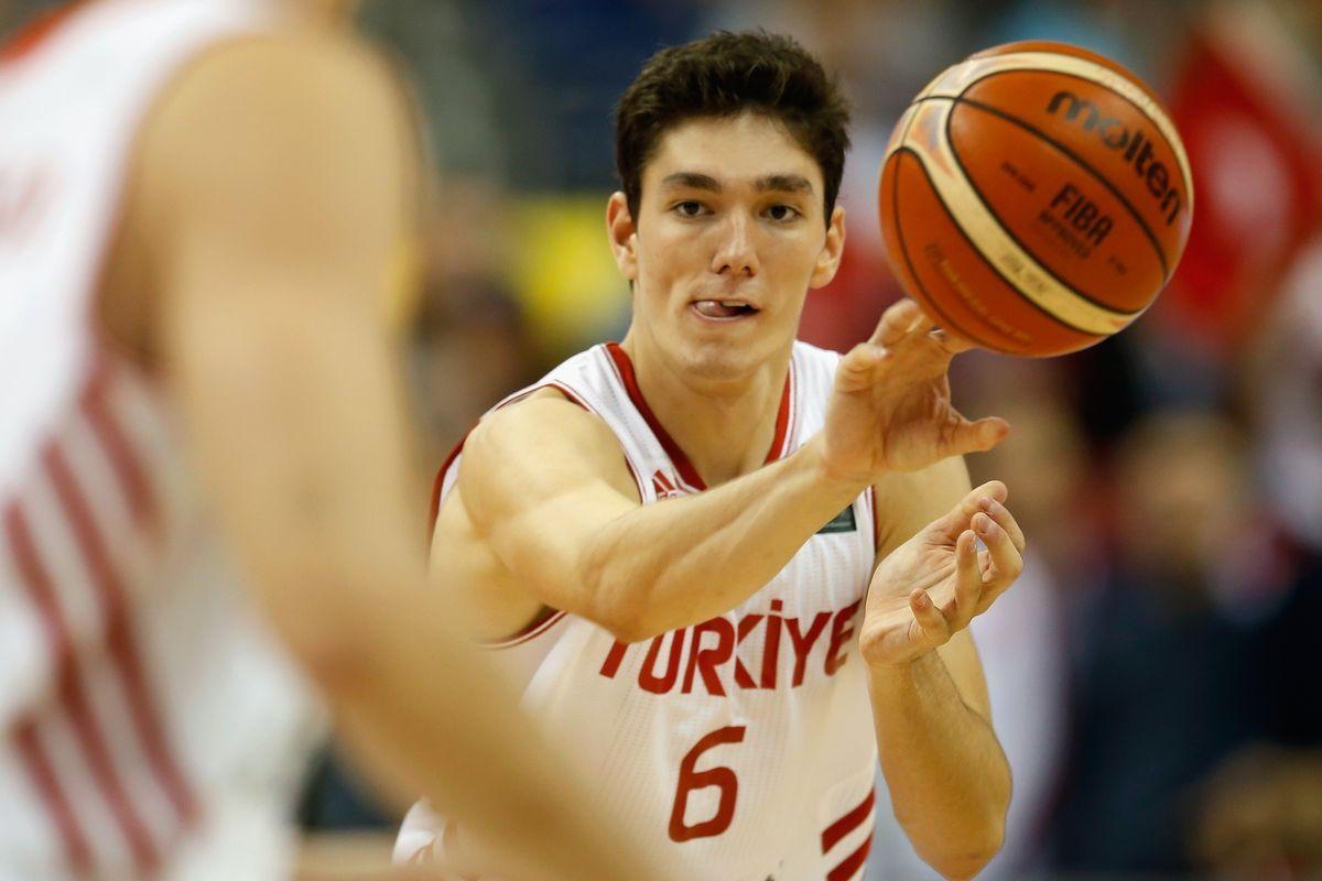 Cleveland Cavaliers draftee Cedi Osman is making a leap in Turkey ...