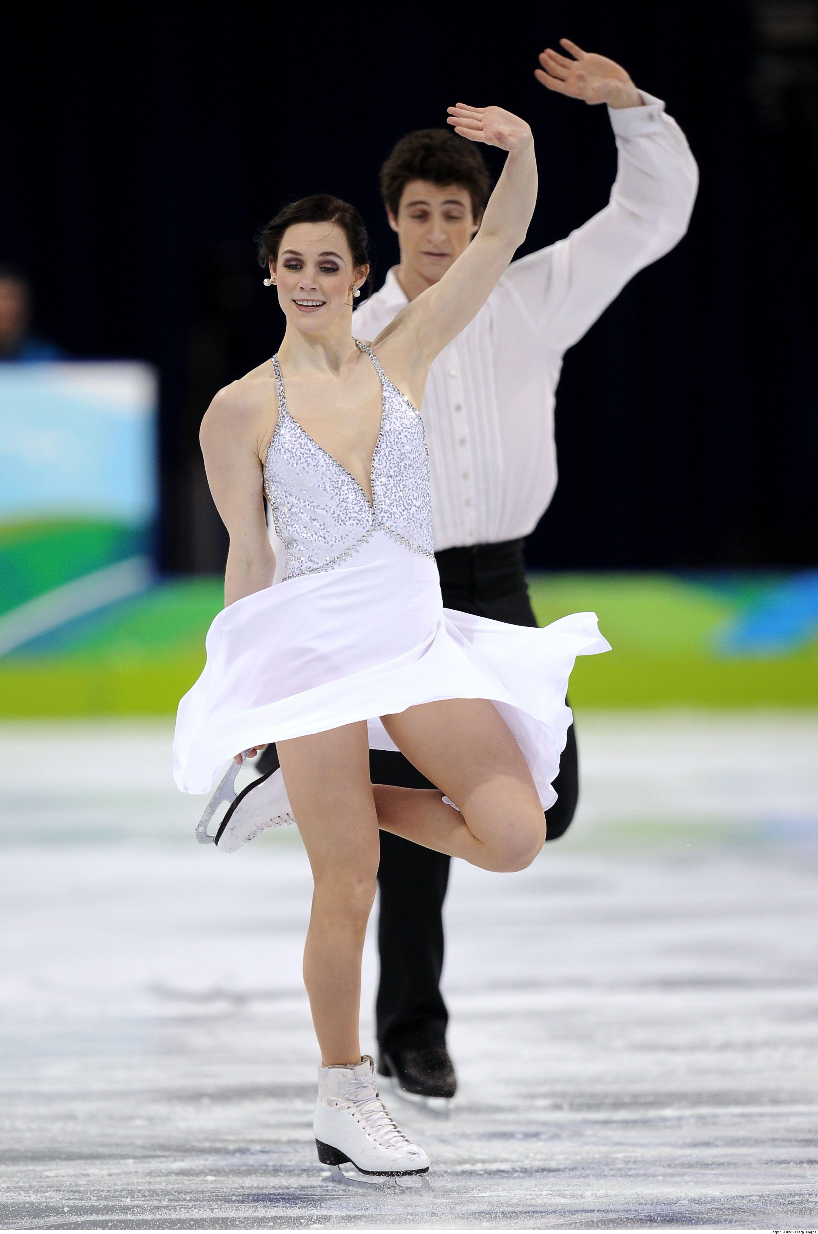Virtue and Moir 2010 | Olympic gold medalists and their skating ...
