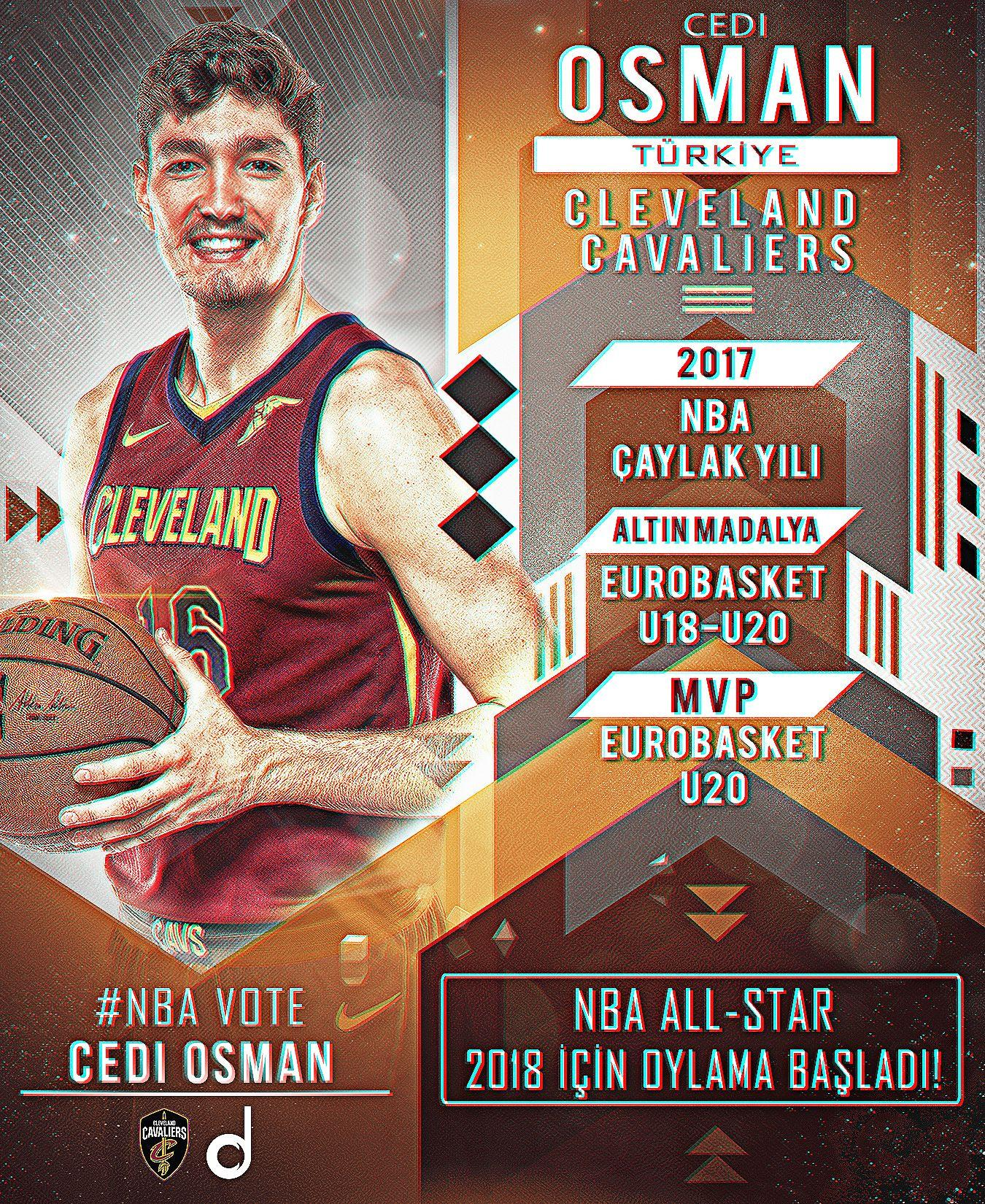 Cedi Osman by deployercreative on DeviantArt