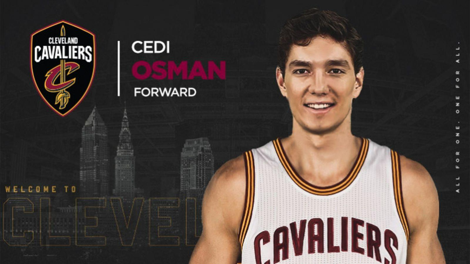Cavaliers officially announce Cedi Osman signing - Fear The Sword