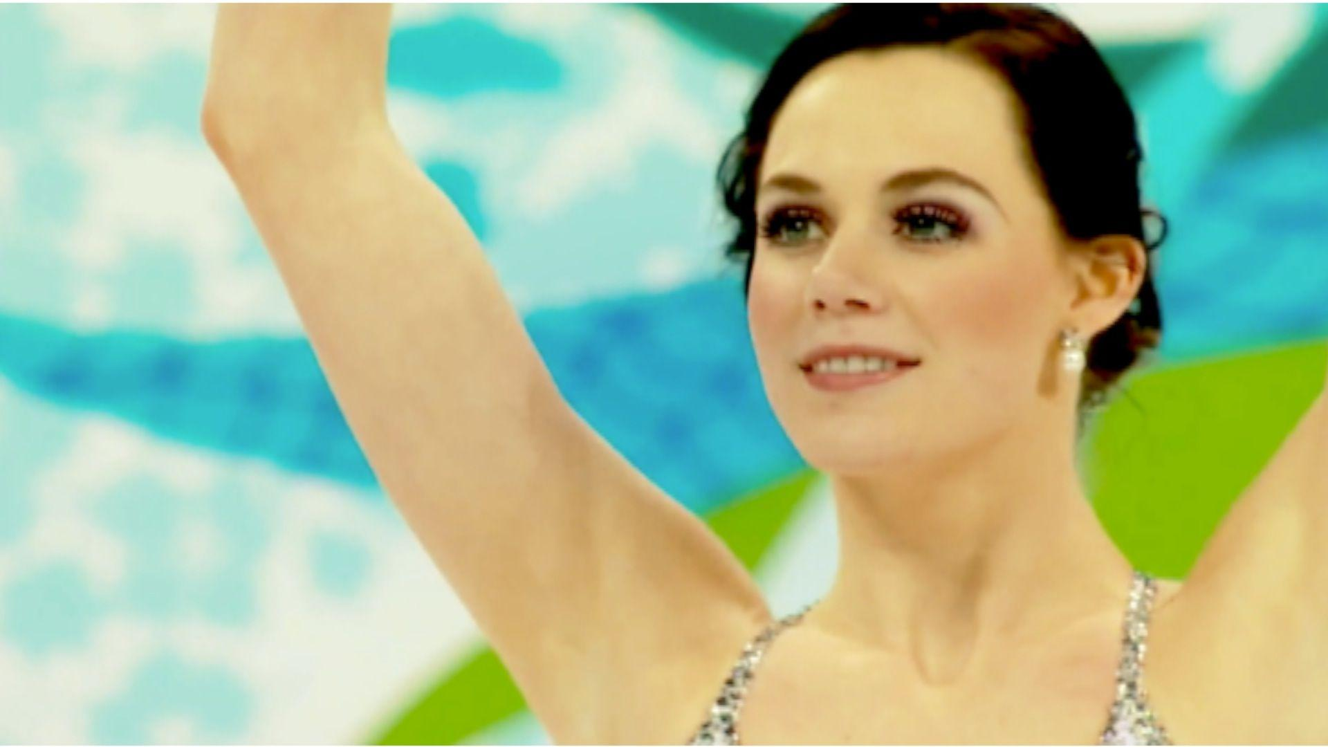 Tessa Virtue & Scott Moir | The London Sports Hall of Fame
