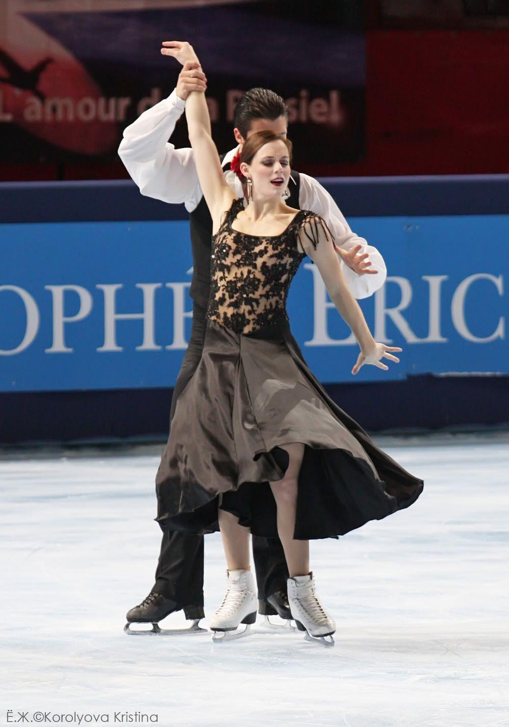 Couples - Scott Moir ღ Tessa Virtue ♥ #40 ~ Because Roots ...