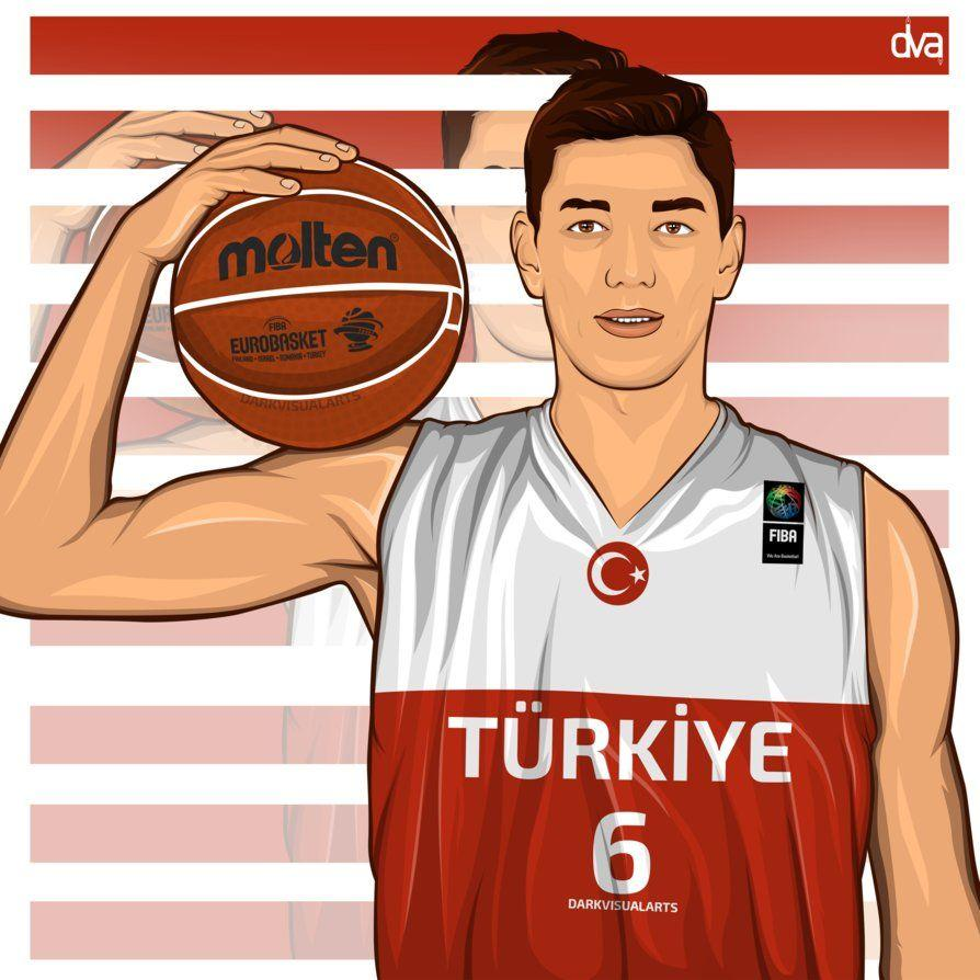 Cedi Osman by darkvisualarts17 on DeviantArt