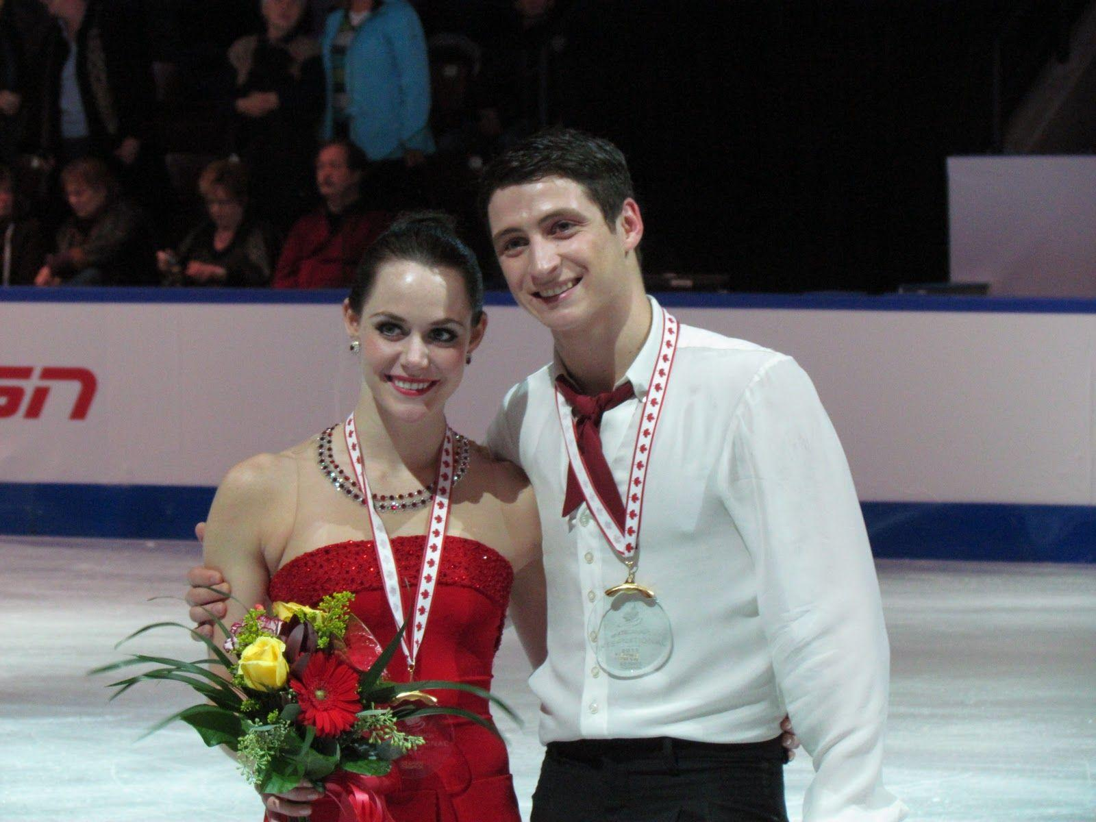 Scott Moir and Tessa Virtue 2.0: The Comeback | GTA Notables