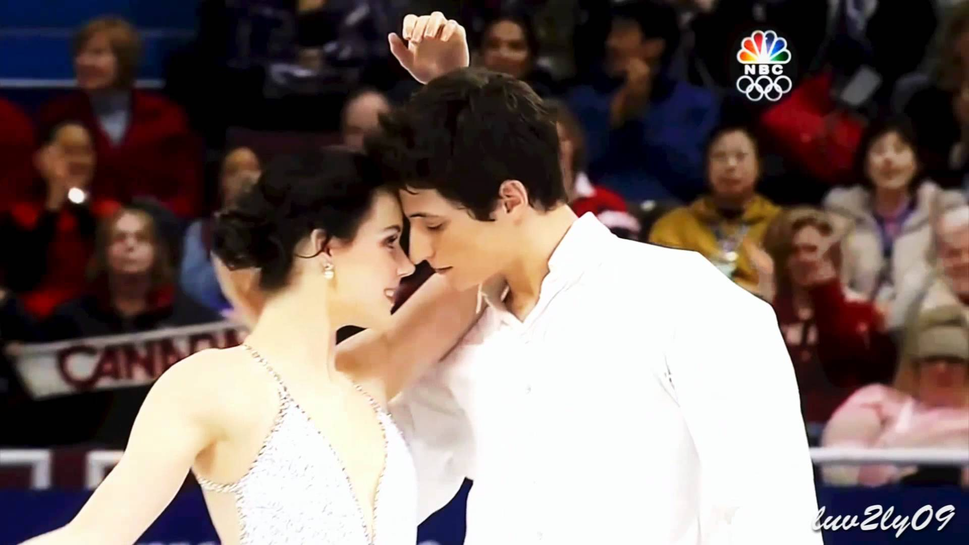 Virtue & Moir - Crash Into Me [For Liz] - YouTube
