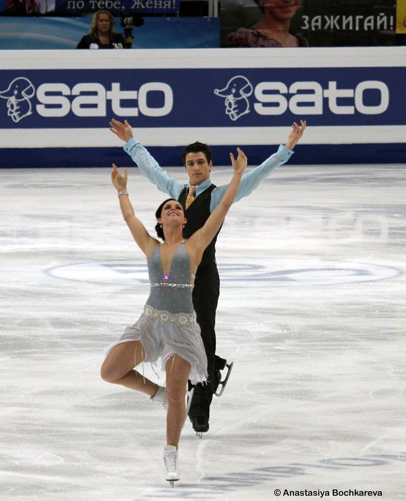 26 images about Tessa Virtue & Scott Moir on We Heart It | See ...