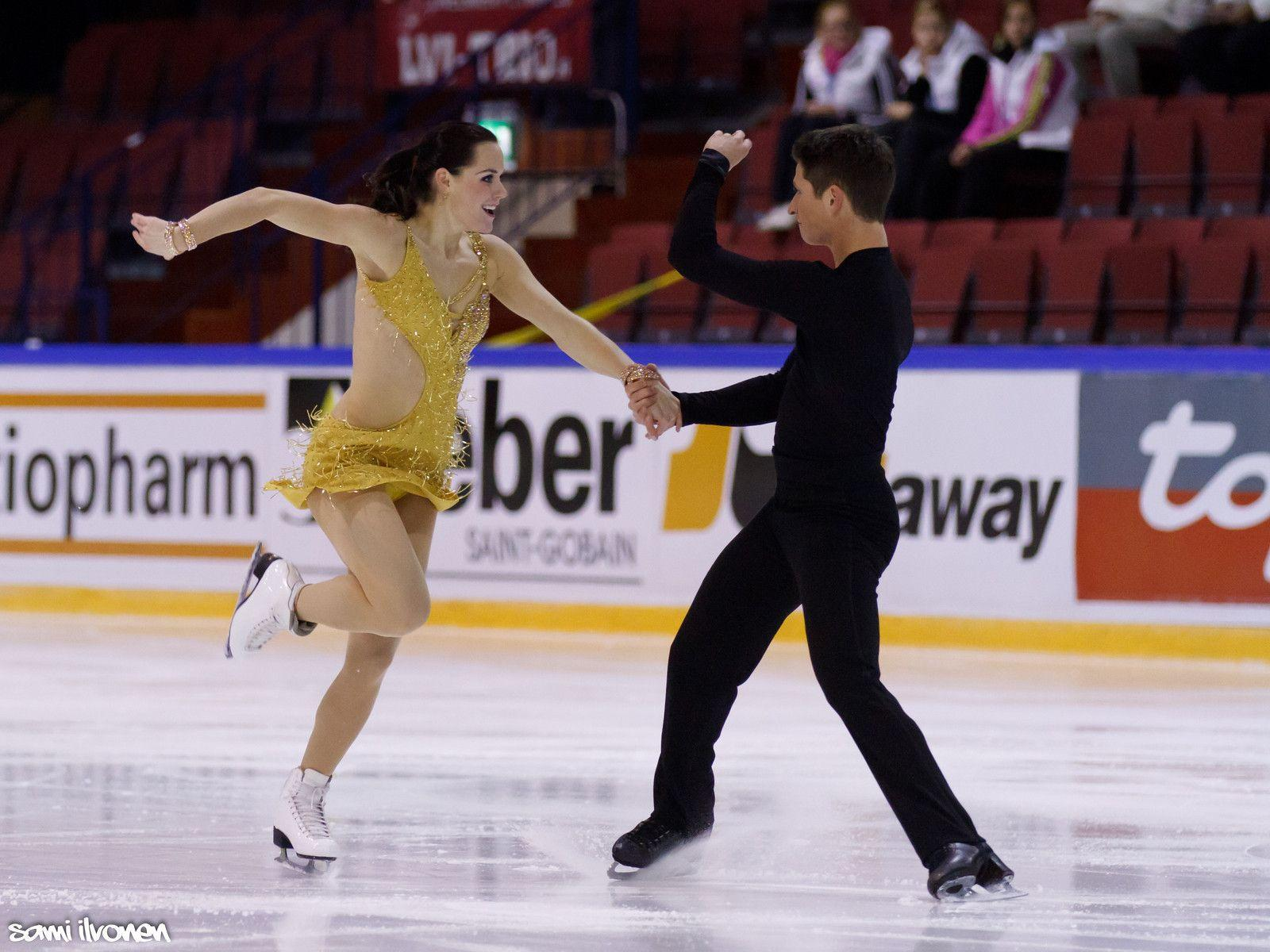 Finlandia trophy 2011 - DS practice - tessa-virtue-and-scott-moir ...