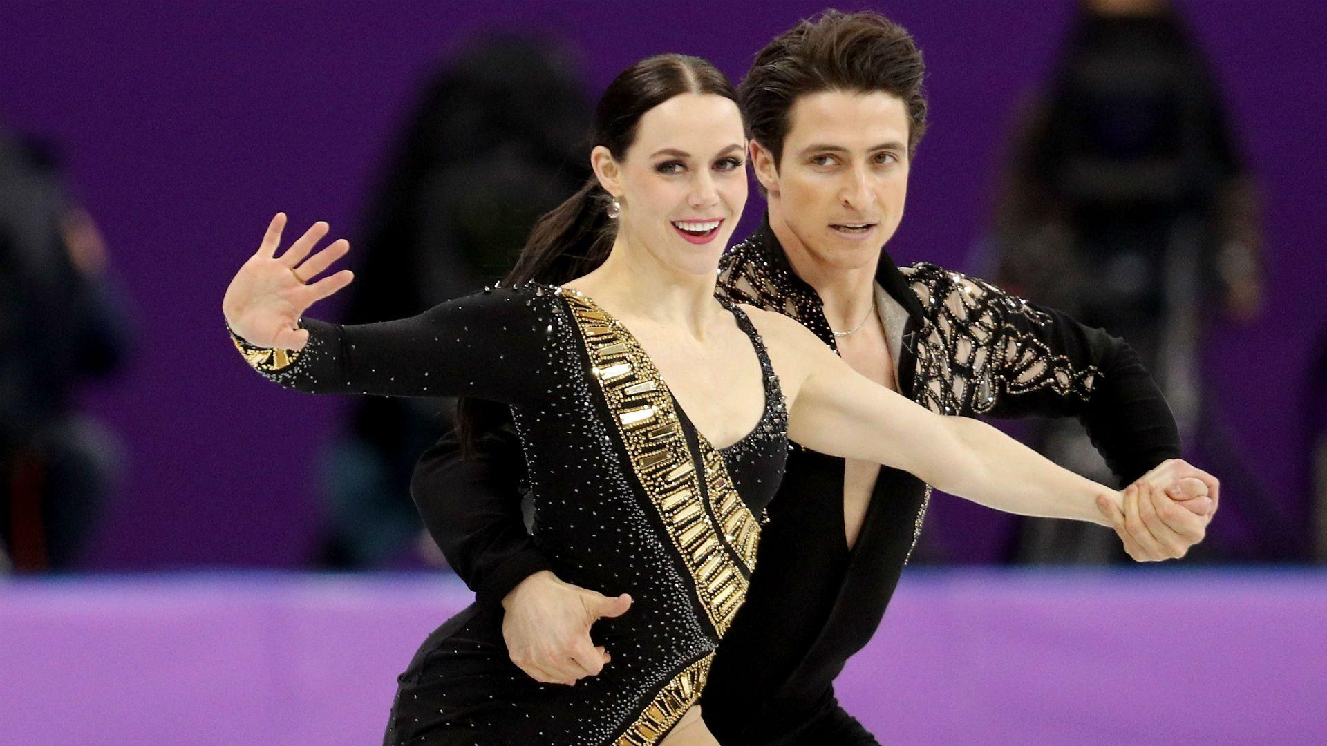 Winter Olympics 2018: Virtue, Moir help Canada hold lead in team ...