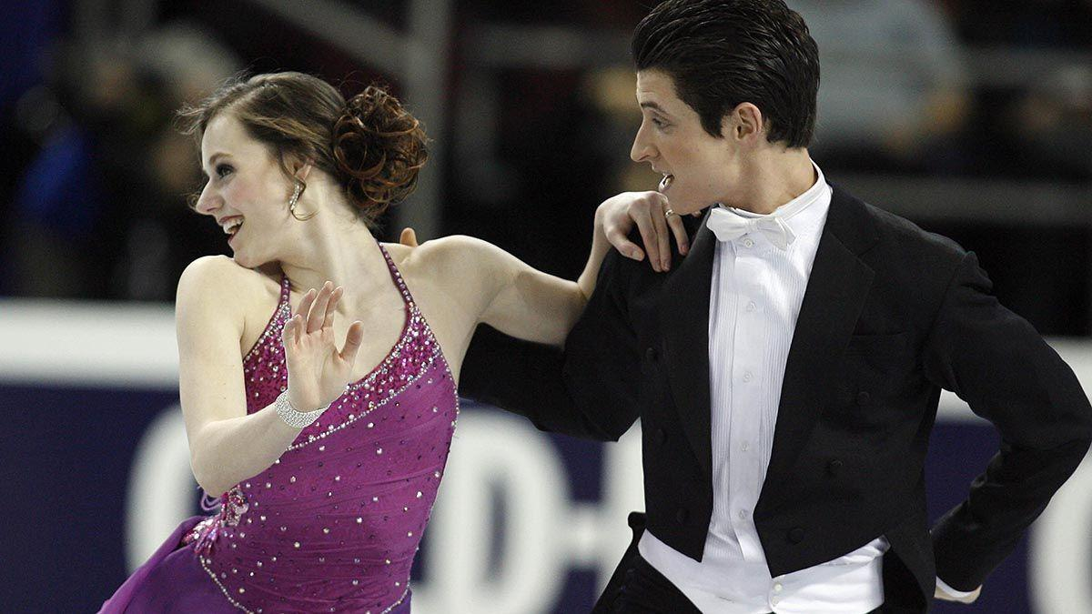 The new Tessa Virtue and Scott Moir | NBC Olympics