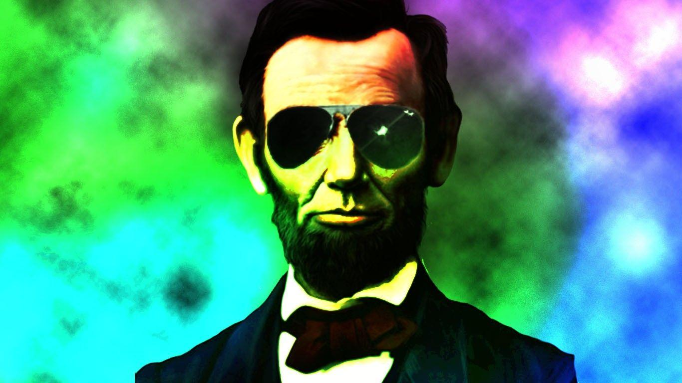 34+ Abraham Lincoln Wallpapers, Abraham Lincoln High Definition ...