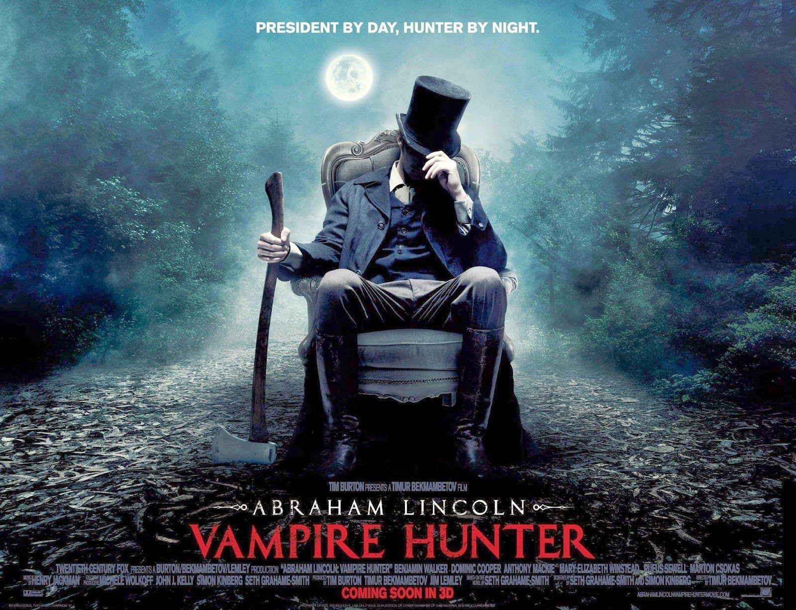 Abraham Lincoln Vampire Hunter Wallpapers | HD Wallpapers, HD ...