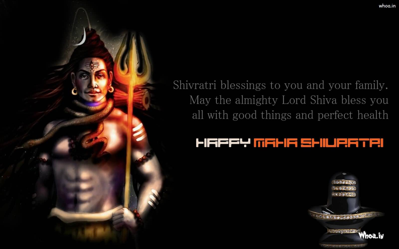 50+ Best Happy Maha Shivaratri 2017 Wish Pictures