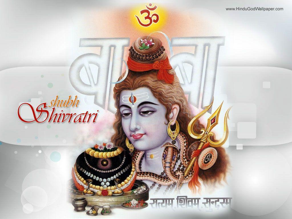 Happy Maha Shivratri Festival Wallpapers Download | God pictures ...
