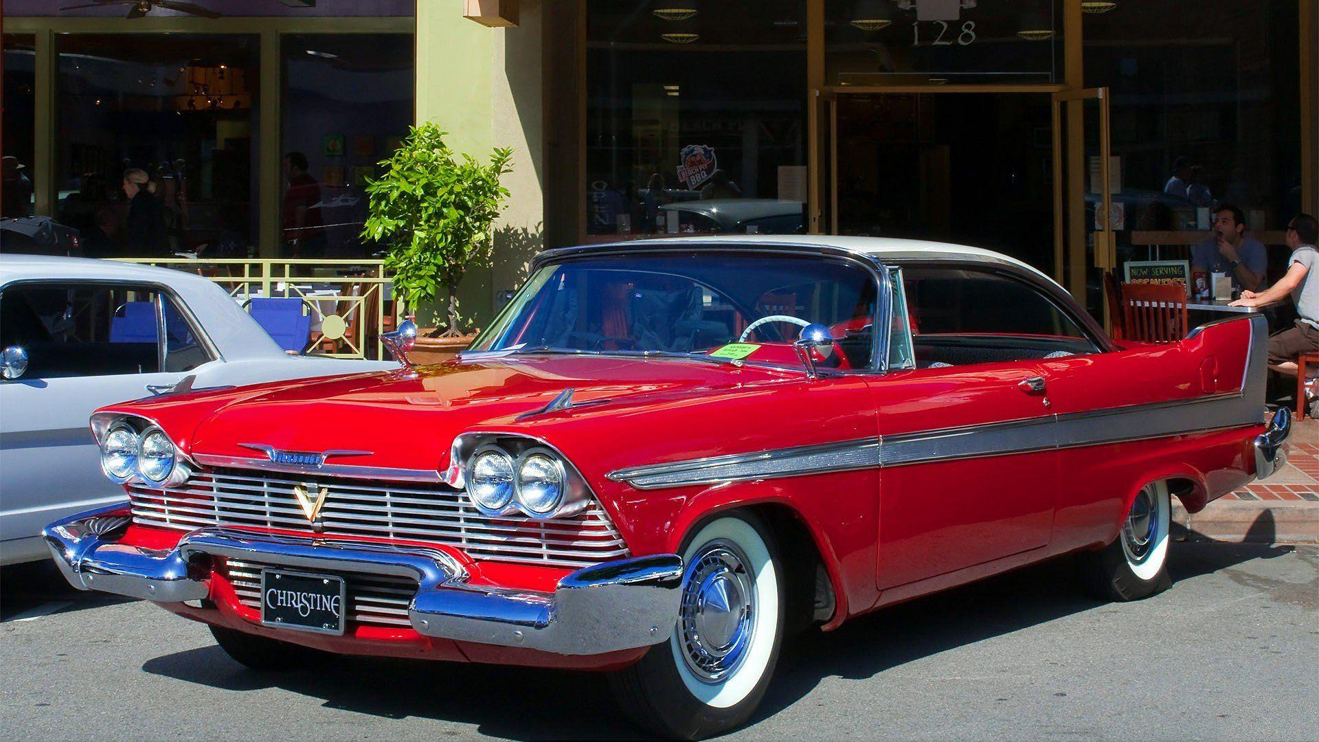 Cars Plymouth Fury Christine (movie) wallpaper | 1920x1080 ...