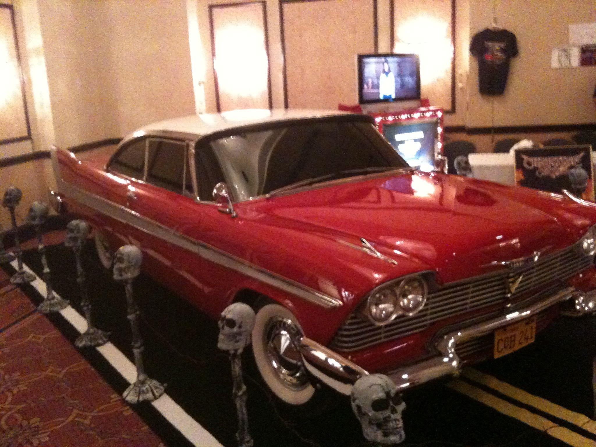 christine car movie 3 - Muscle Cars Zone!