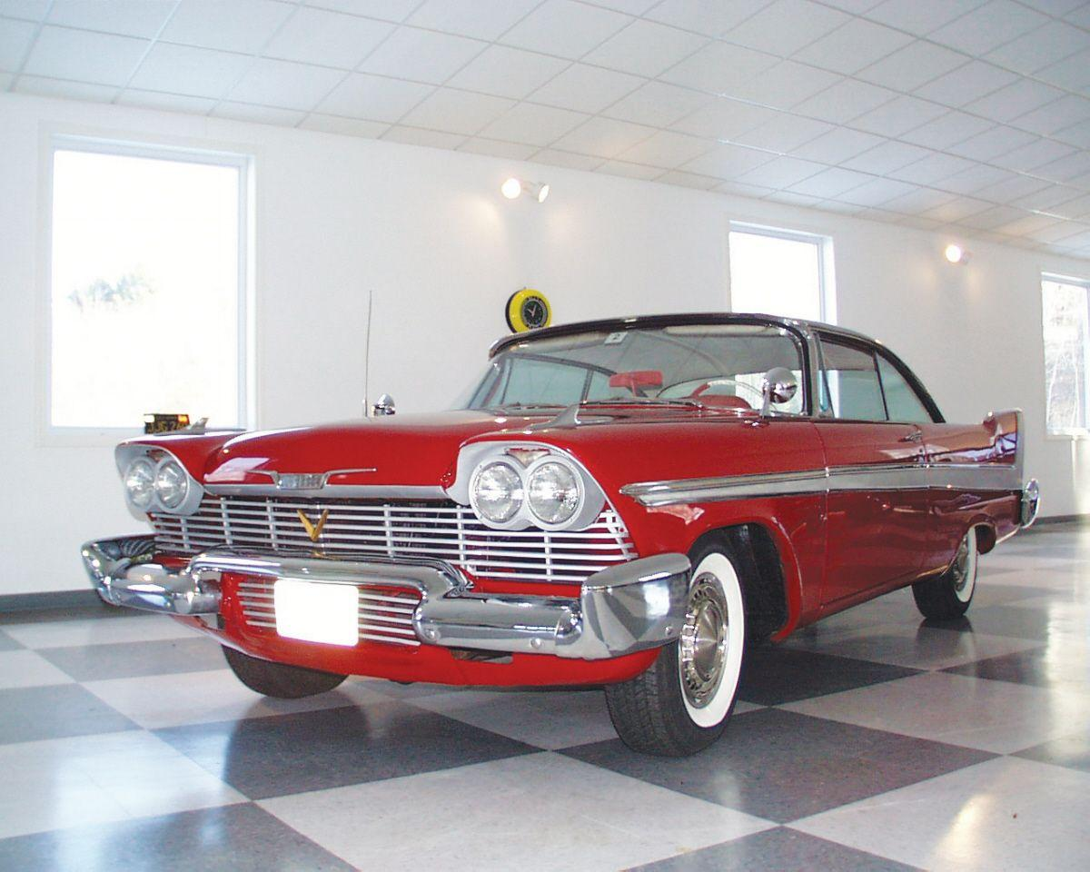 Plymouth Fury ''Christine'' 1958 | Christine | Pinterest ...
