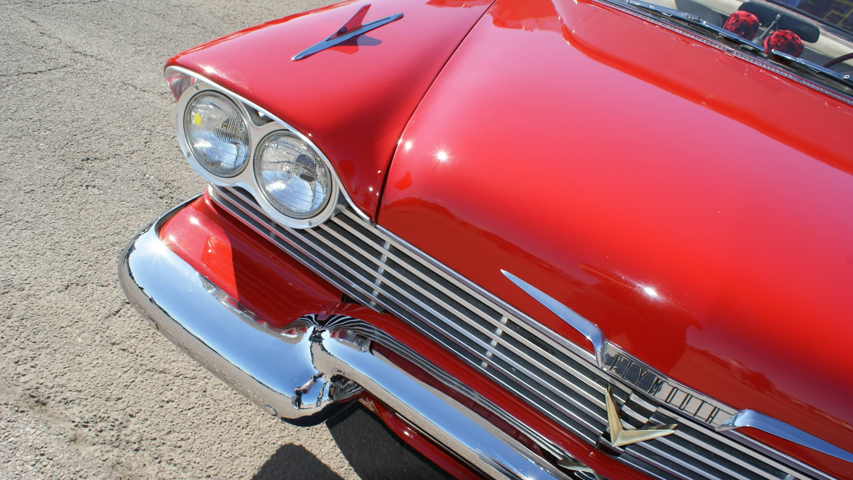 1958 Plymouth Fury (aka Christine) : wallpapers
