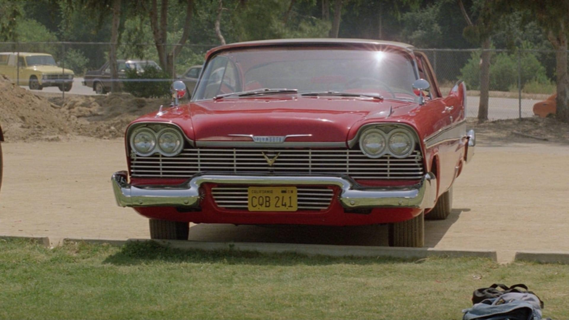 Christine (1983) - The Movie