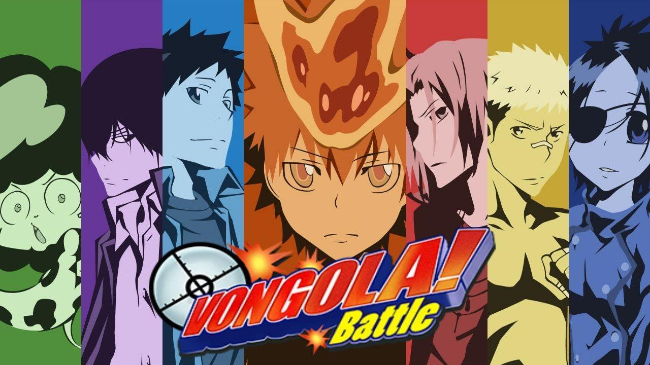 Vongola Battle Watcha Playin'? First Gameplay Card Game - YouTube