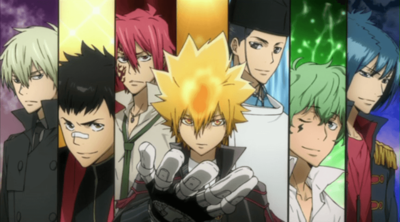 Vongola Primo & Guardians | Reborn Wiki | FANDOM powered by Wikia