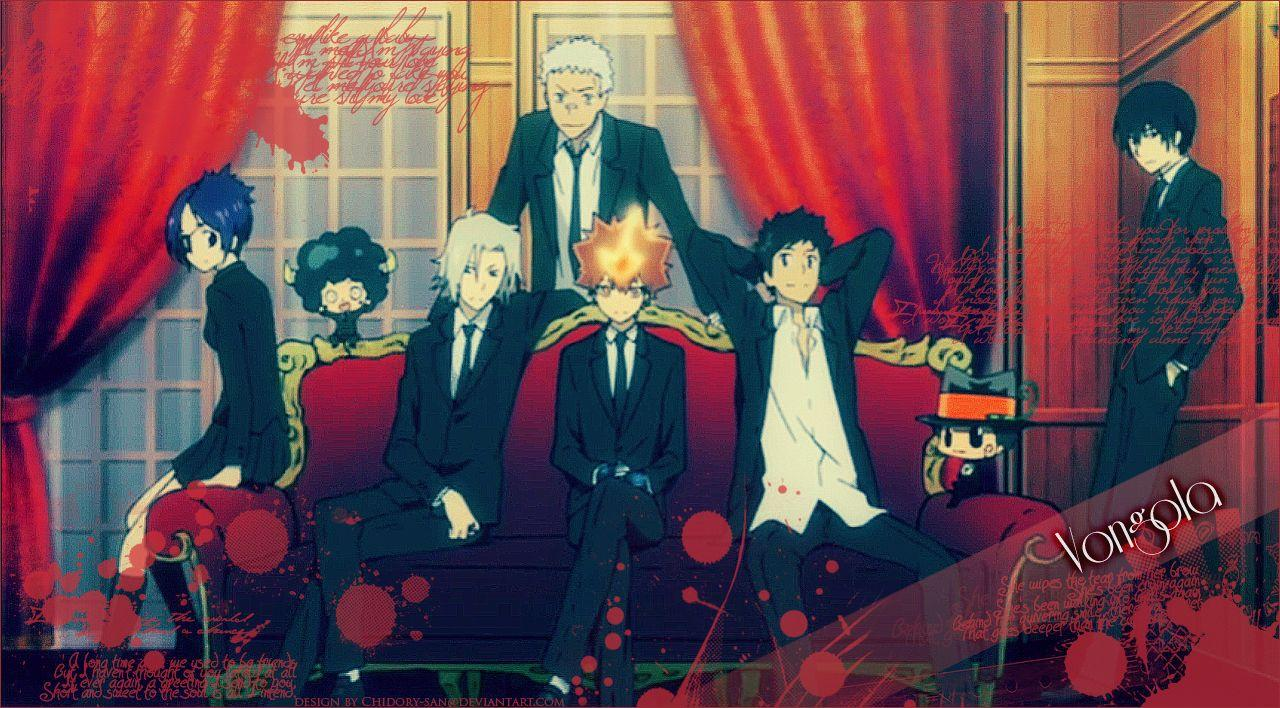 Vongola Family by chidory-san on DeviantArt