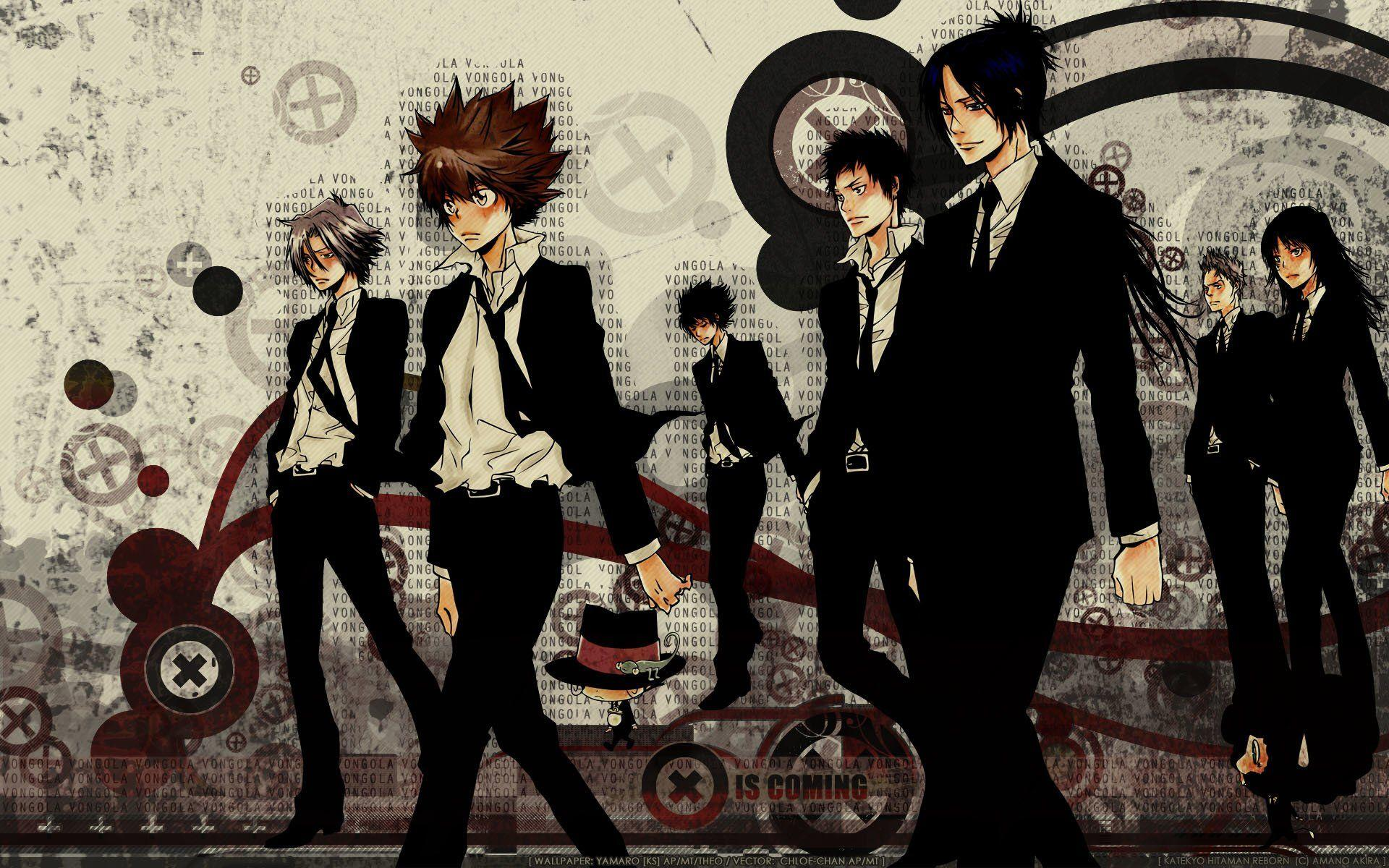 Vongola family Full HD Wallpaper and Background Image | 1920x1200 ...