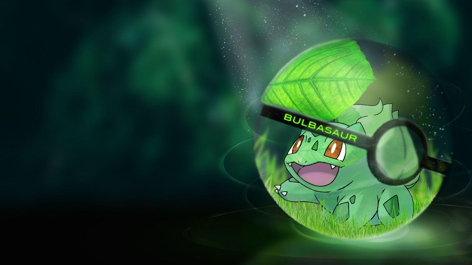 Bulbasaur, pokemon : wallpapers
