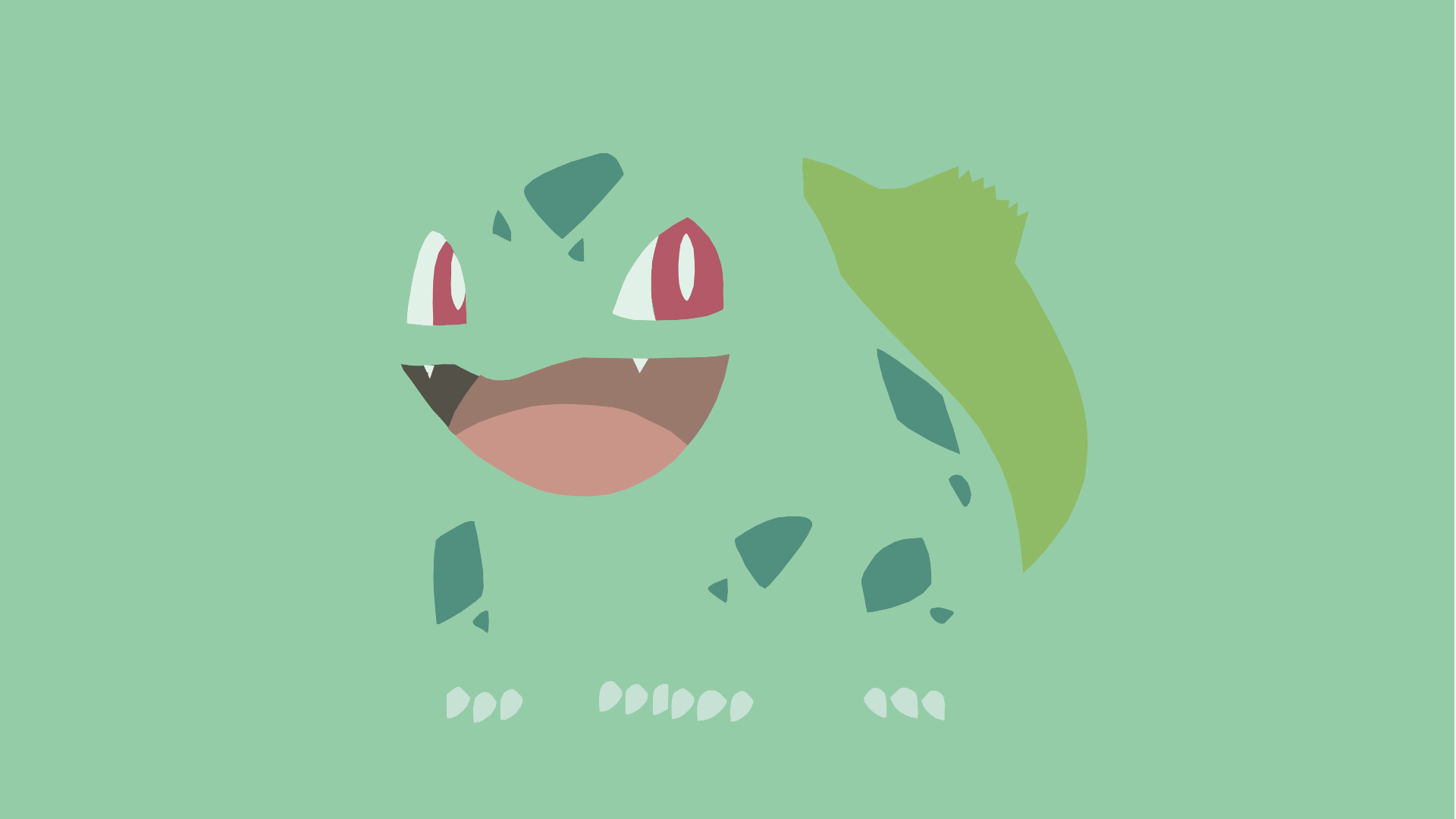Bulbasaur HD Wallpaper. | PixelsTalk.Net