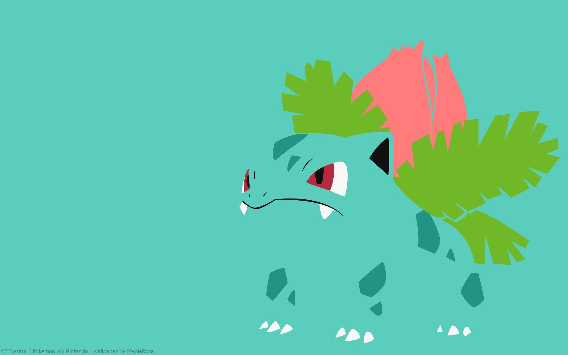Ivysaur Pokemon HD Wallpapers
