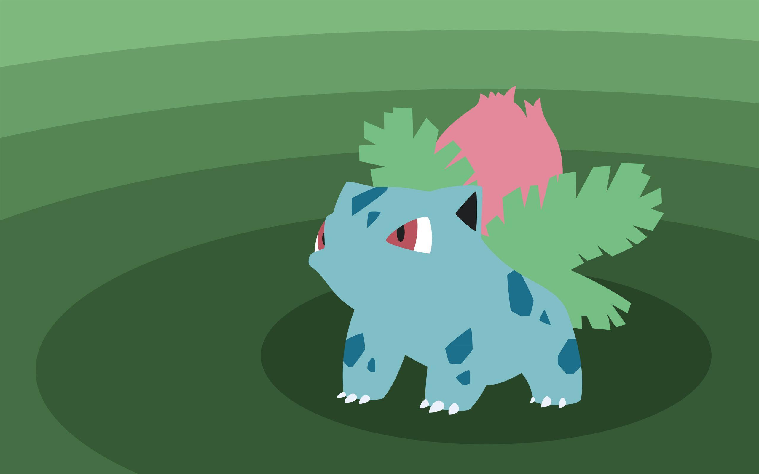 Pkmn 002 Ivysaur by Senzune on DeviantArt
