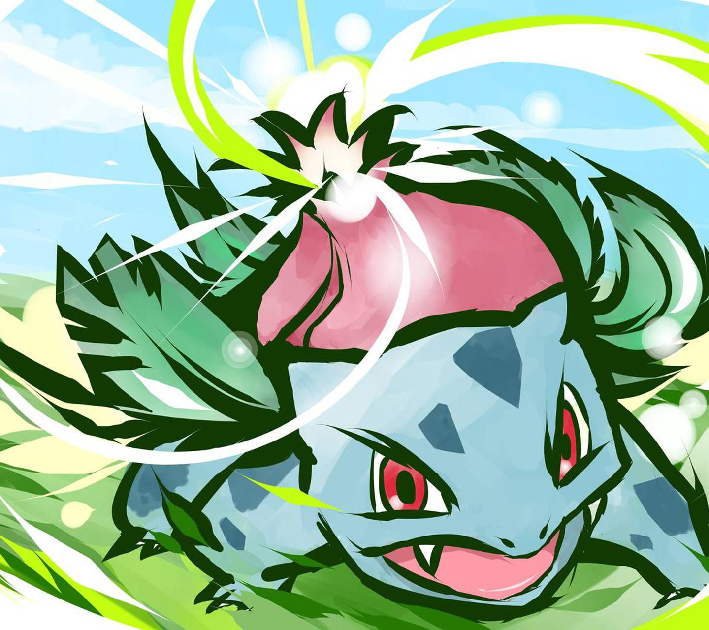 Ivysaur wallpapers by reborndrew
