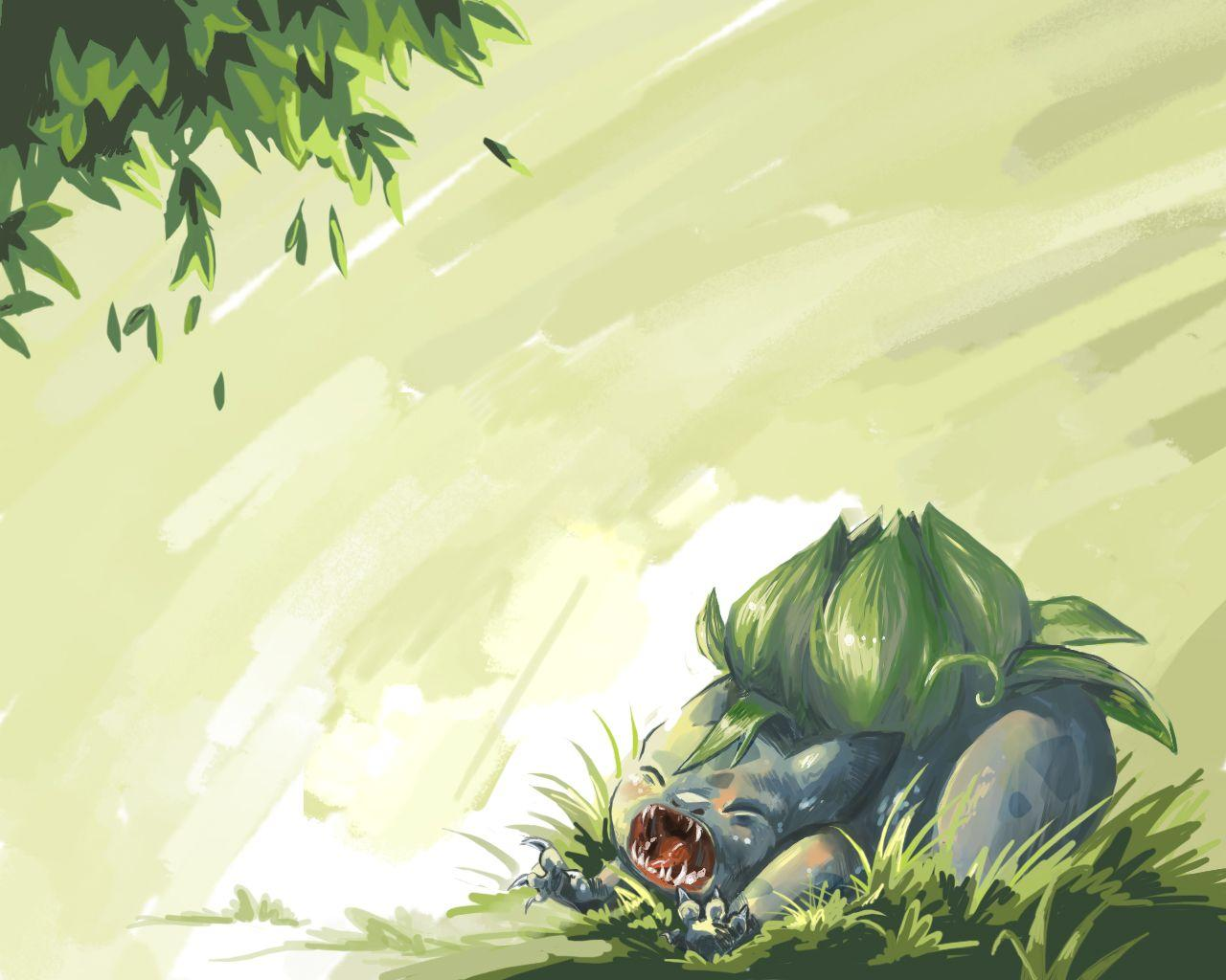 Bulbasaur - Pokémon - Wallpaper #473247 - Zerochan Anime Image Board