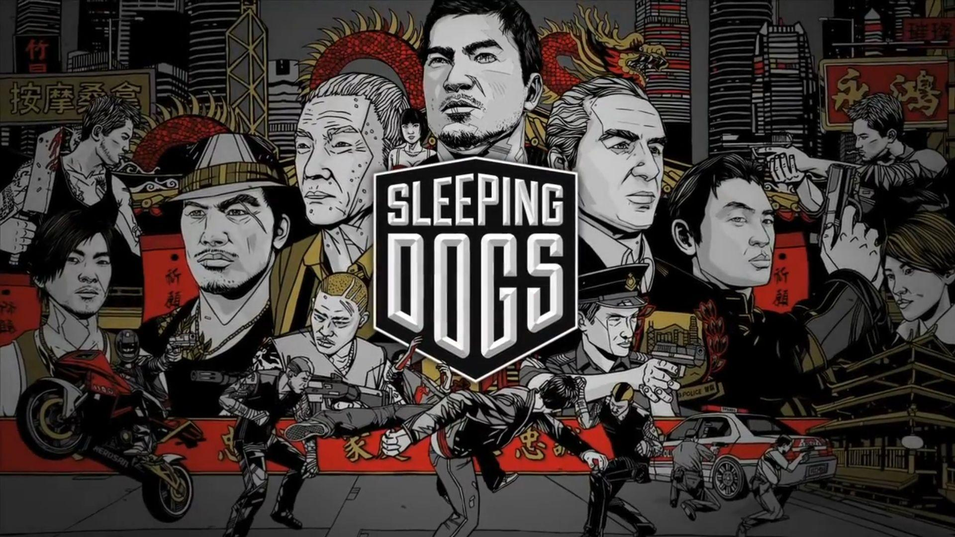 Sleeping Dogs Wallpapers - Wallpaper Cave