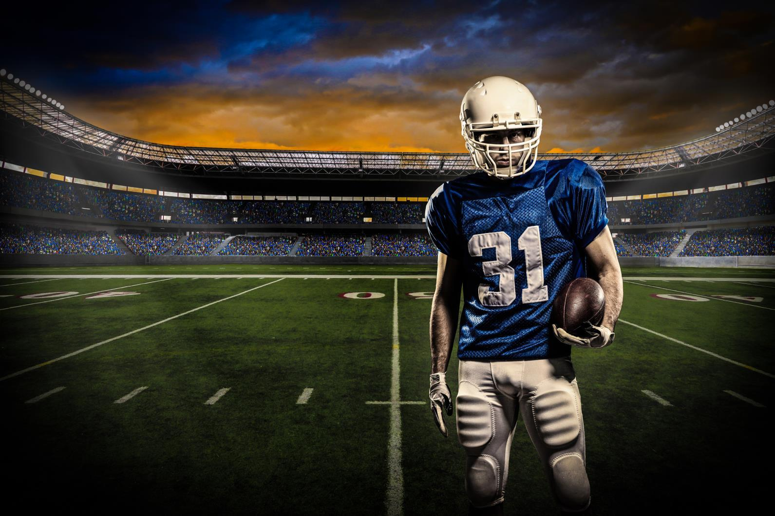 Football Hd Wespeakfootball: American Football Wallpapers
