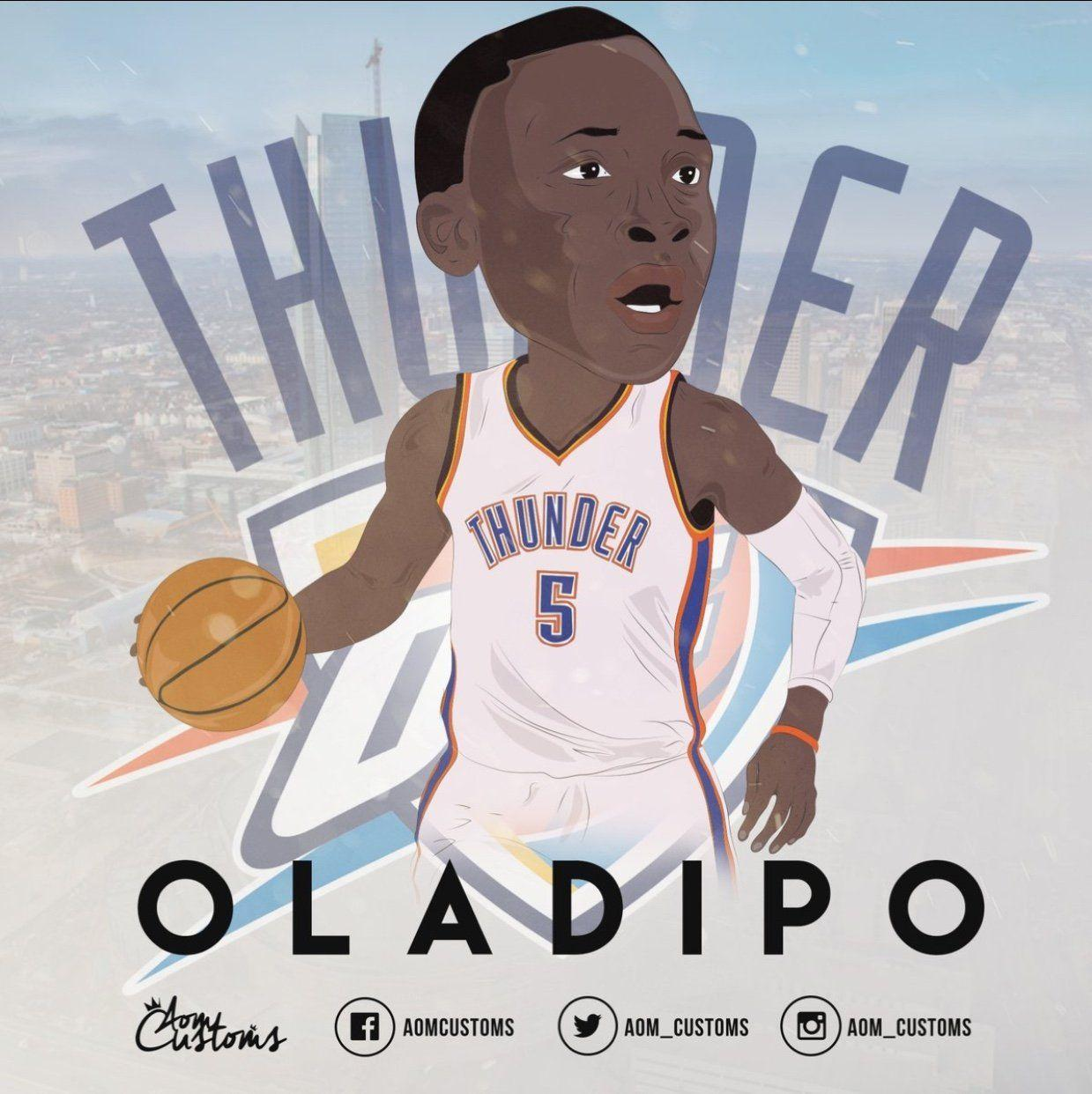 Sounds of Thunder: Losing is not an option for Victor Oladipo