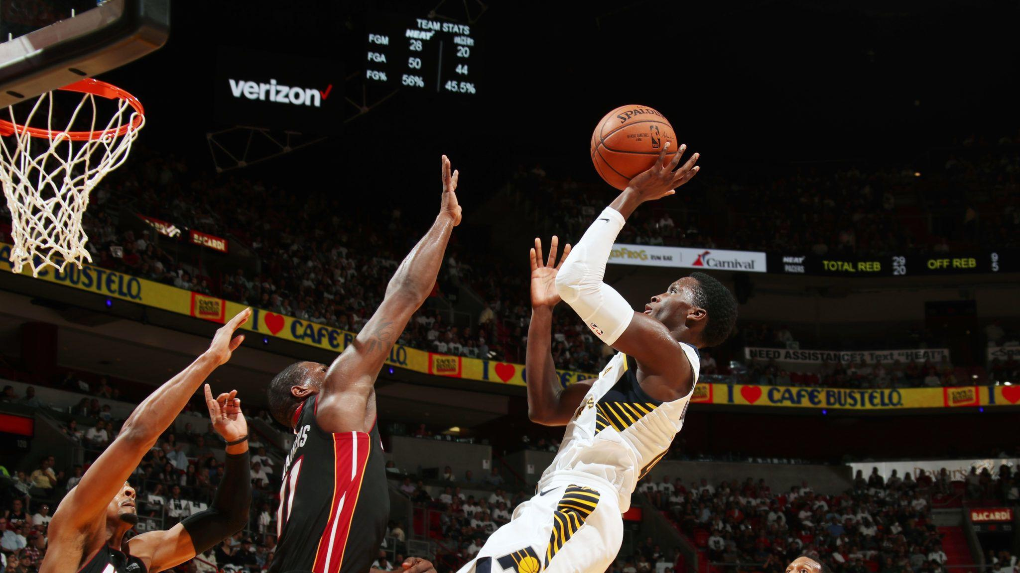 Nate McMillan confident Victor Oladipo can be one of best players