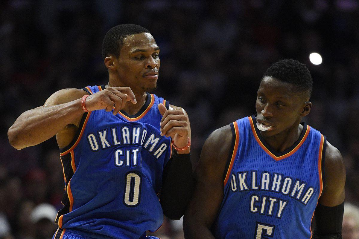 Why Russell Westbrook needs a healthy Victor Oladipo during