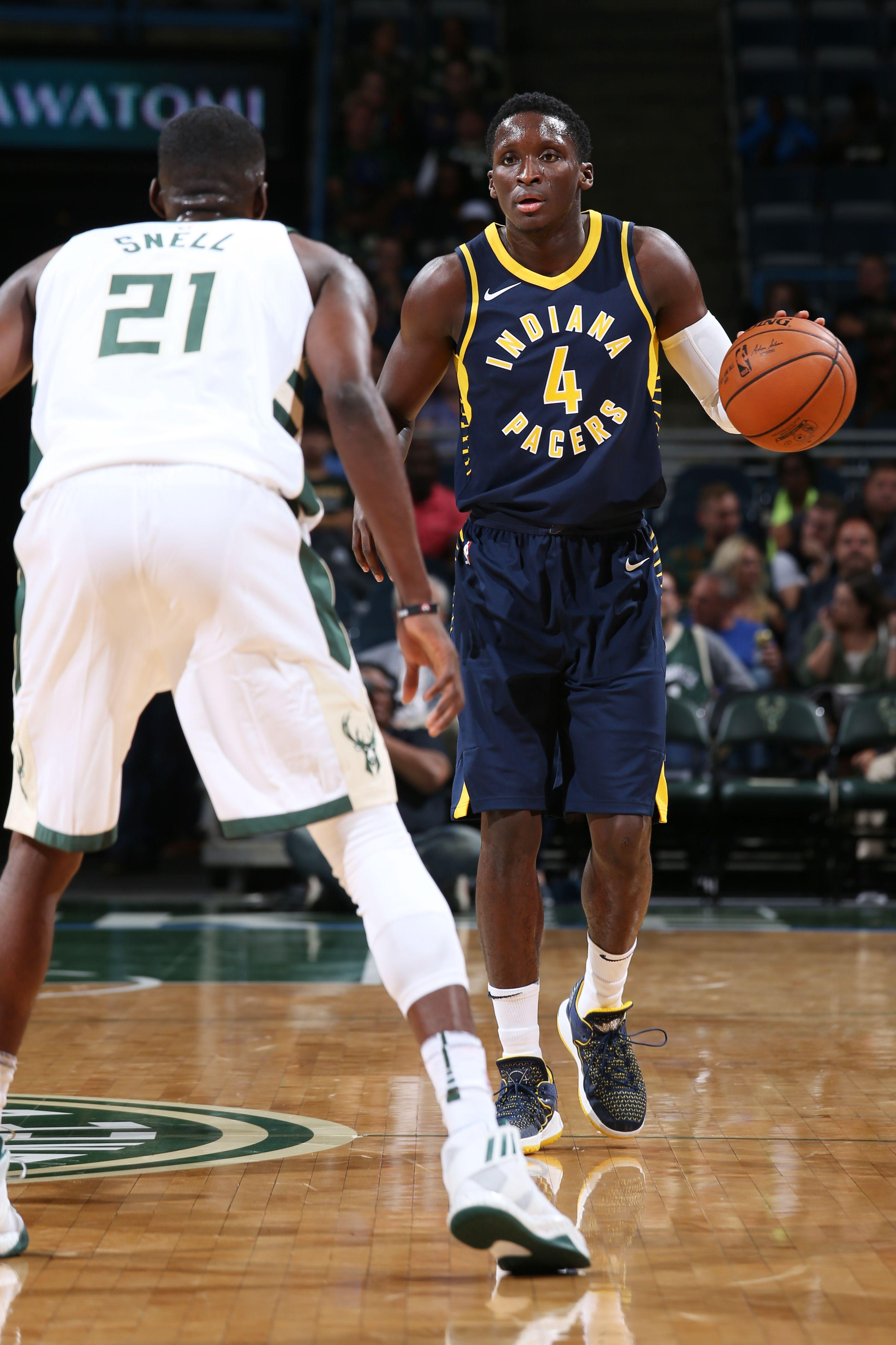 Indiana Pacers: 5 goals for Victor Oladipo in 2017