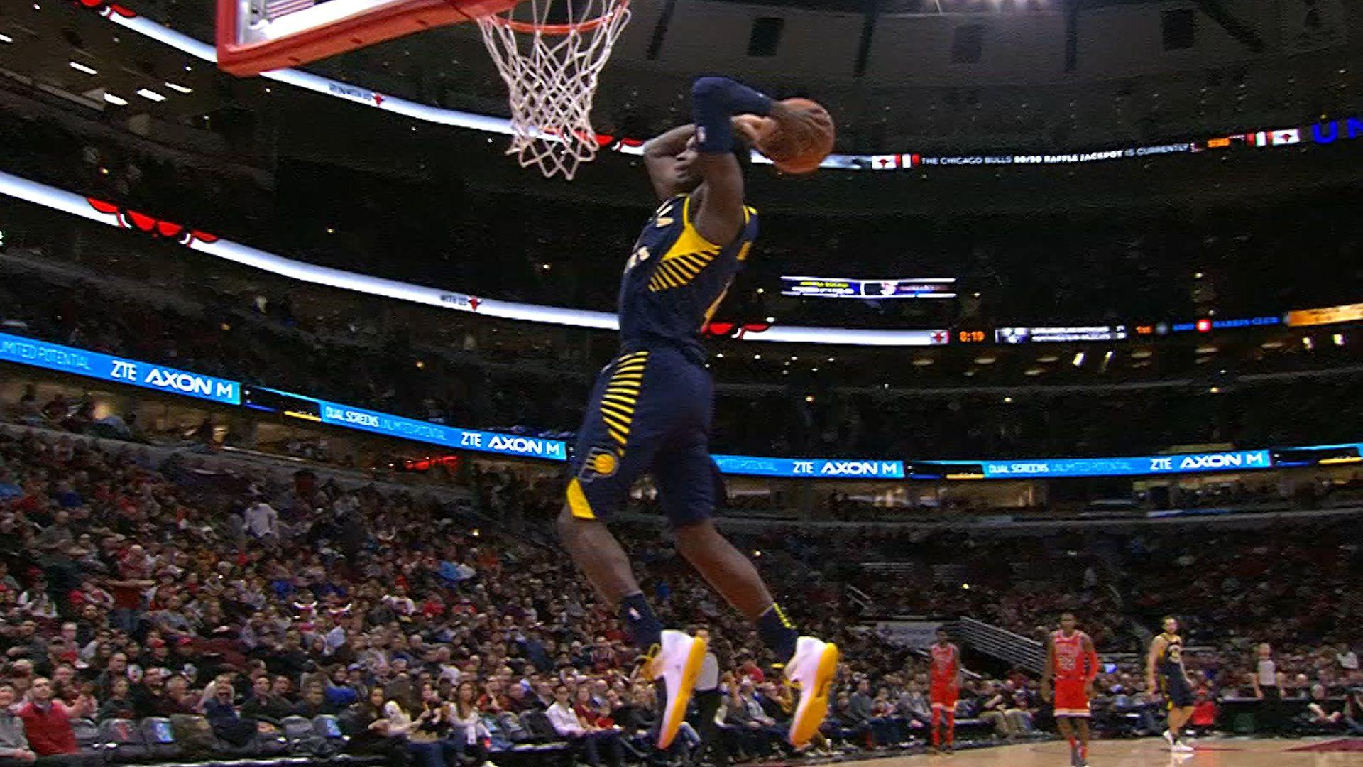 Move of the Night: Victor Oladipo