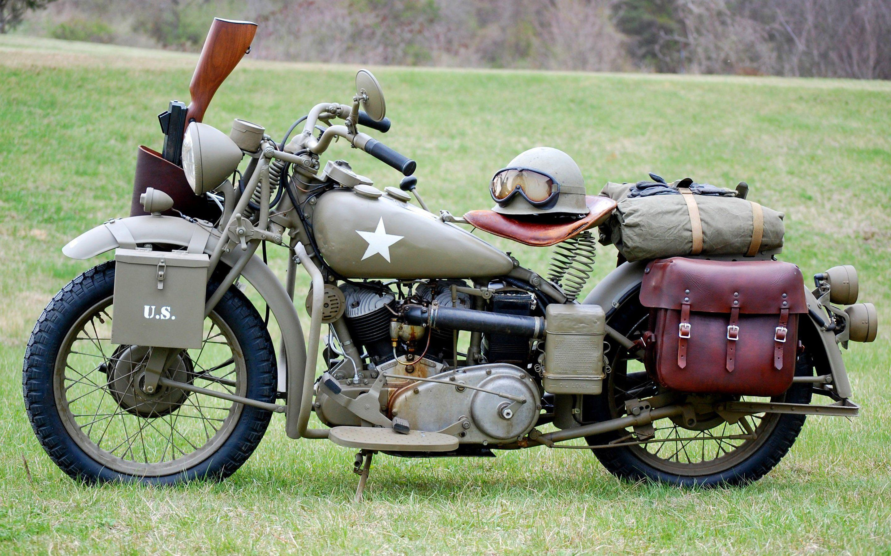 wallpapers army motorcycles indian motorcycle
