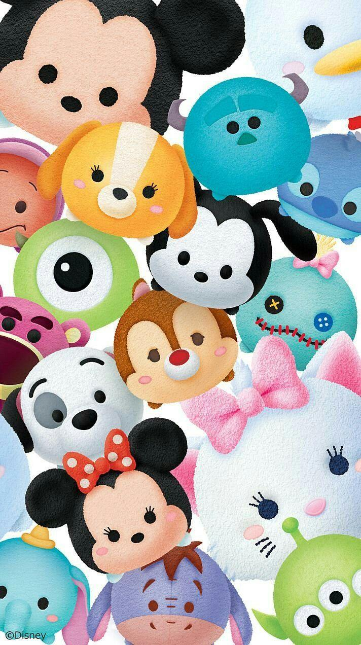 It's just a photo of Bright Disney Tsum Tsum Pictures