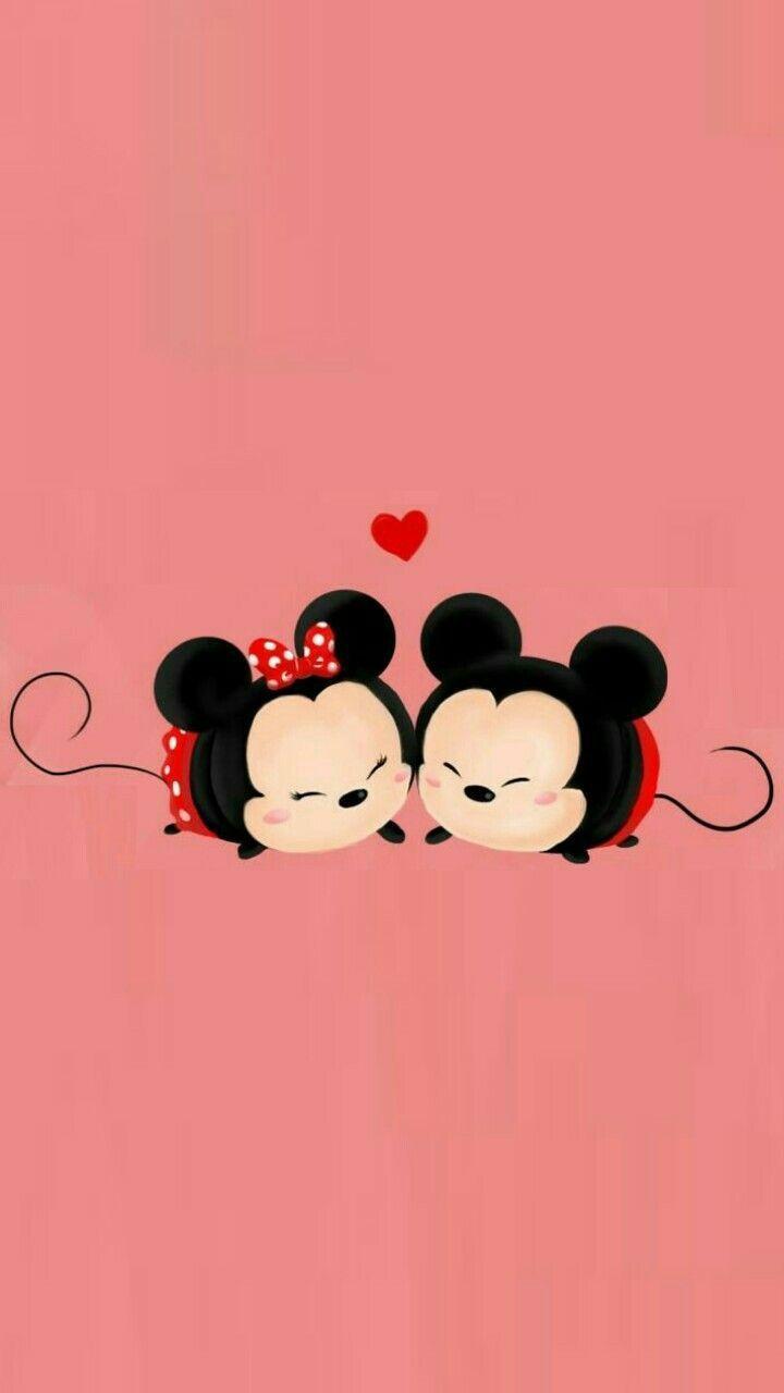 Disney tsum tsum wallpapers wallpaper cave - M r love wallpaper ...
