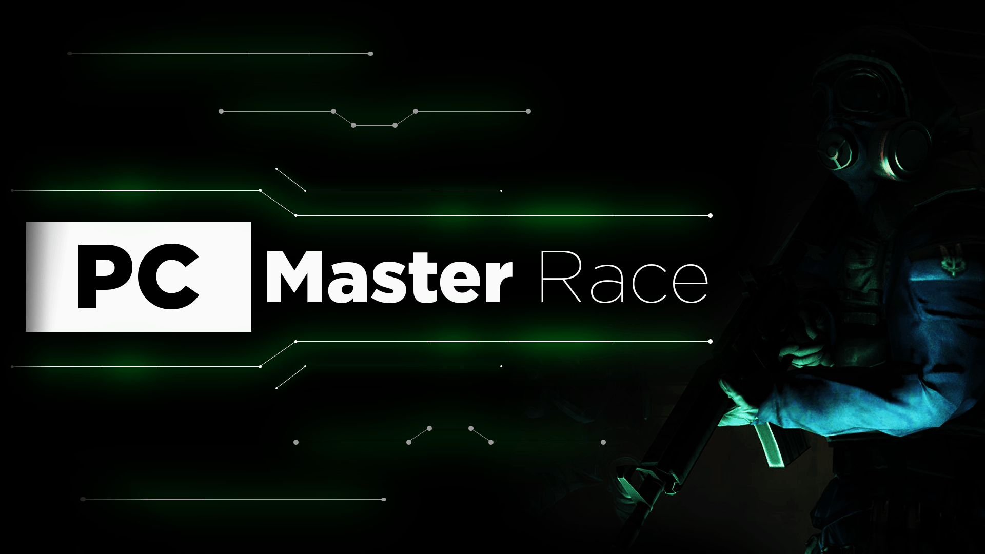 PC Master Race Wallpapers