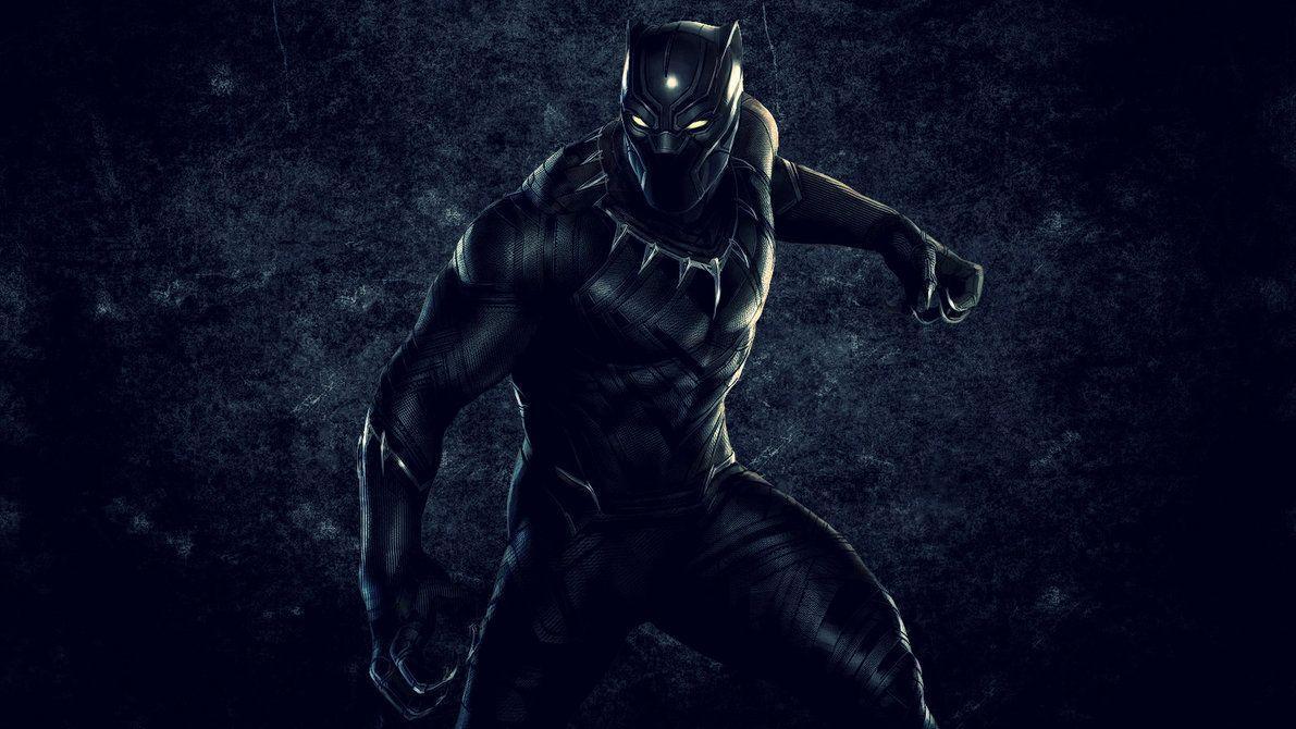 Black Panther By Portela On Deviantart: Wakanda Wallpapers