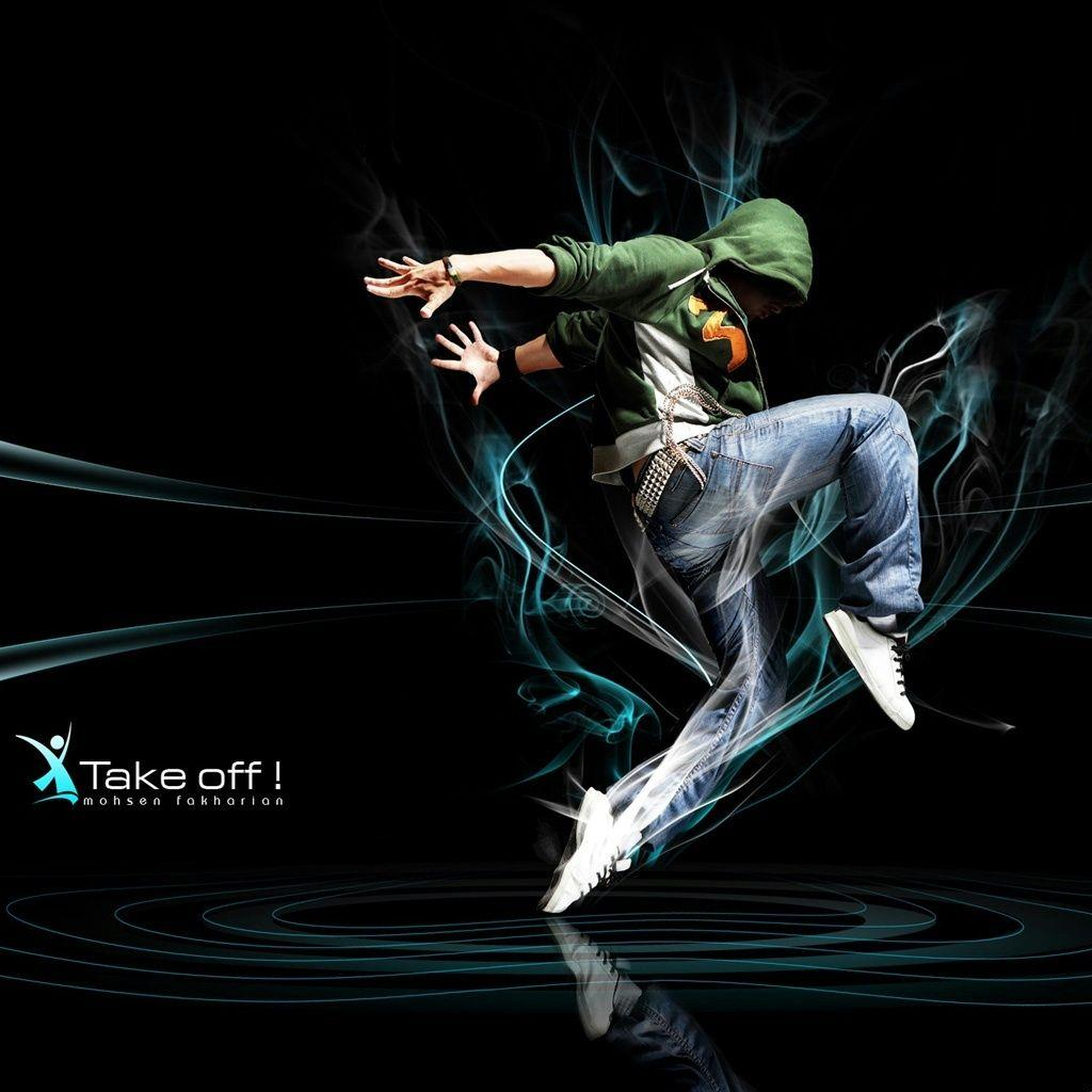 Dancing Boy iPad Wallpapers and iPad 2 Wallpapers