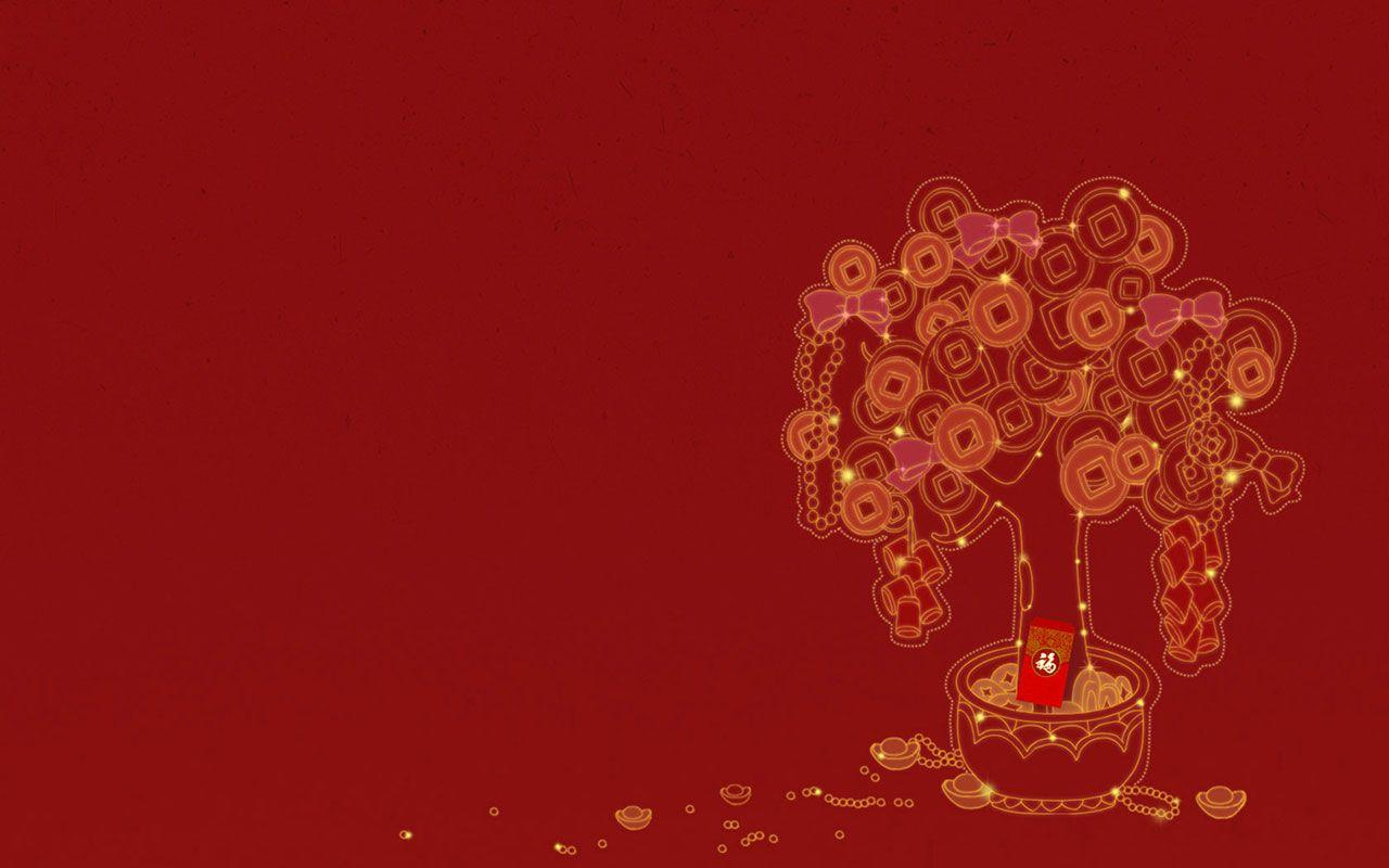 Lunar New Year Wallpapers Wallpaper Cave
