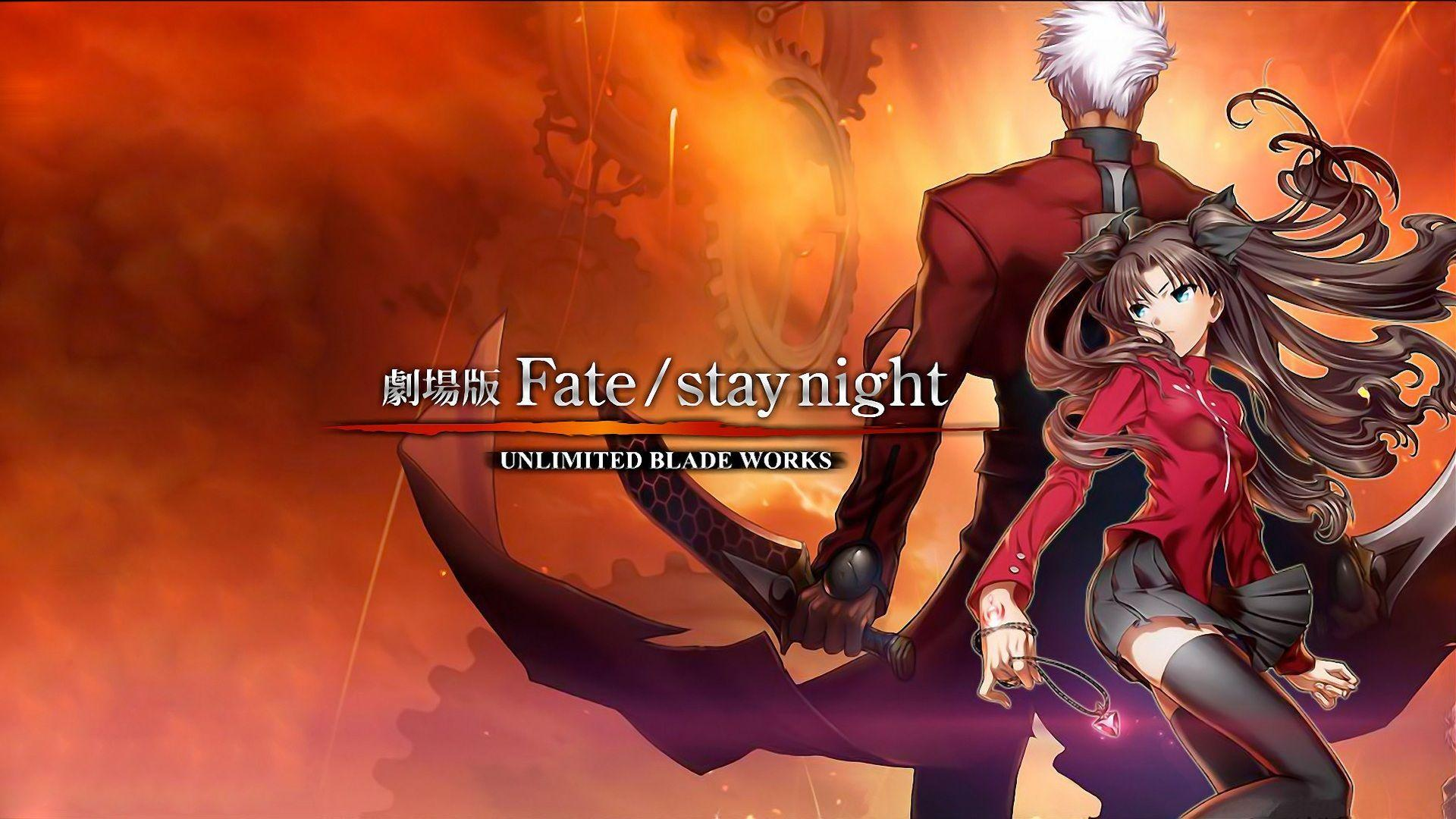 Archer Fate Stay Night Wallpapers Wallpaper Cave