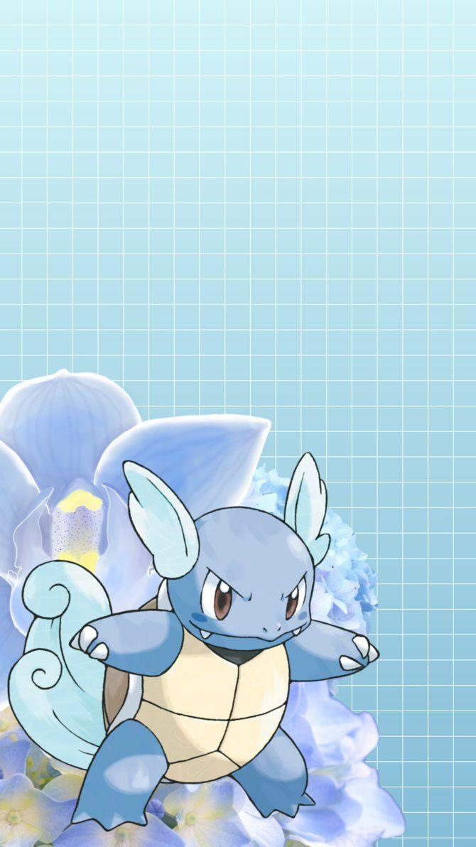 Wartortle iPhone 6 Wallpaper by JollytheDitto on DeviantArt
