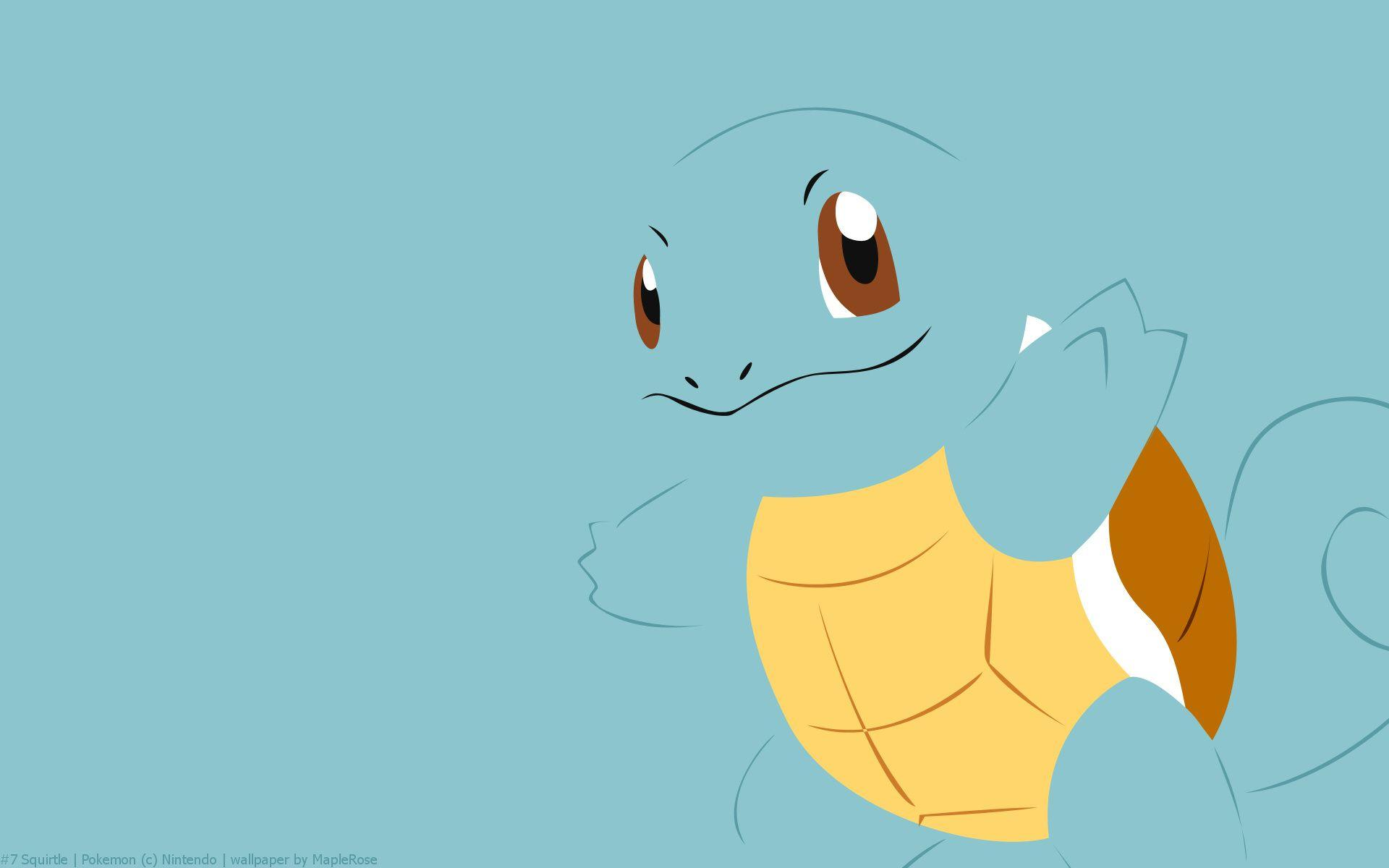 Squirtle Pokemon HD Wallpaper - Free HD wallpapers, Iphone ...